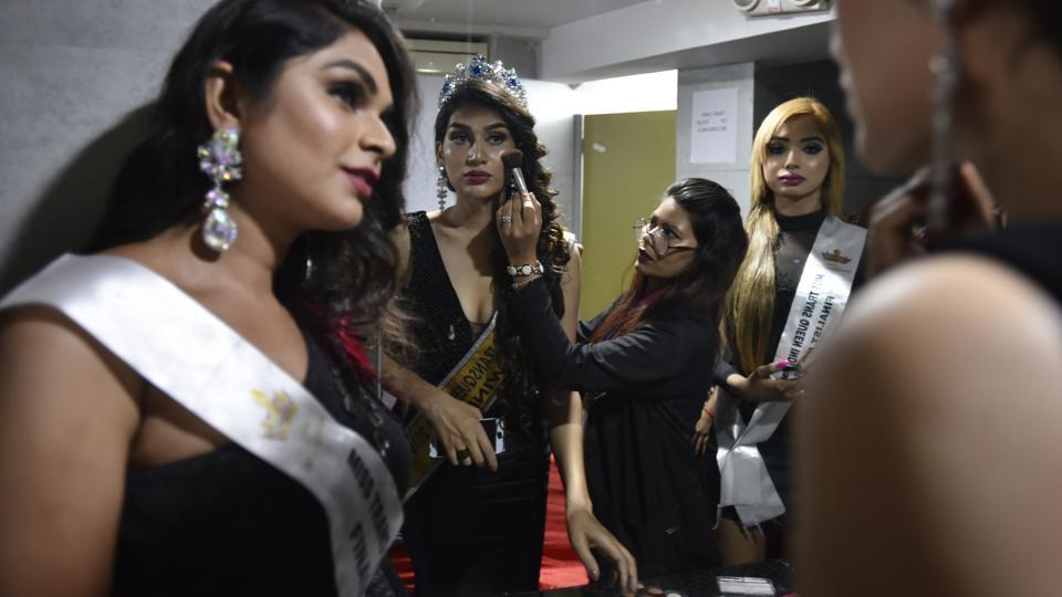 Miss-TransQueen-India-Indian-Transgender-Beauty-Pageant